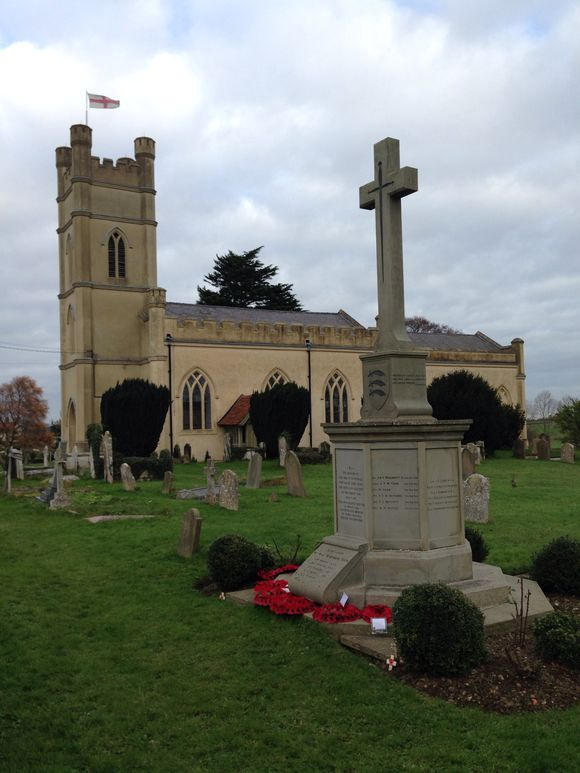 Rivenhall War memorial